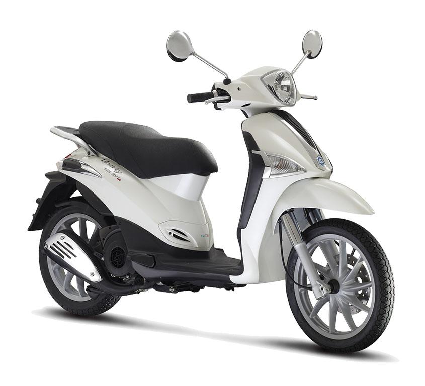Piaggio Liberty 125cc and 50cc