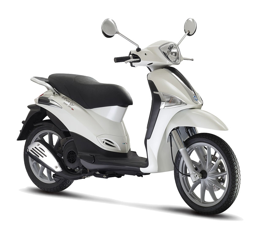 Piaggio Liberty 125cc and 50cc
