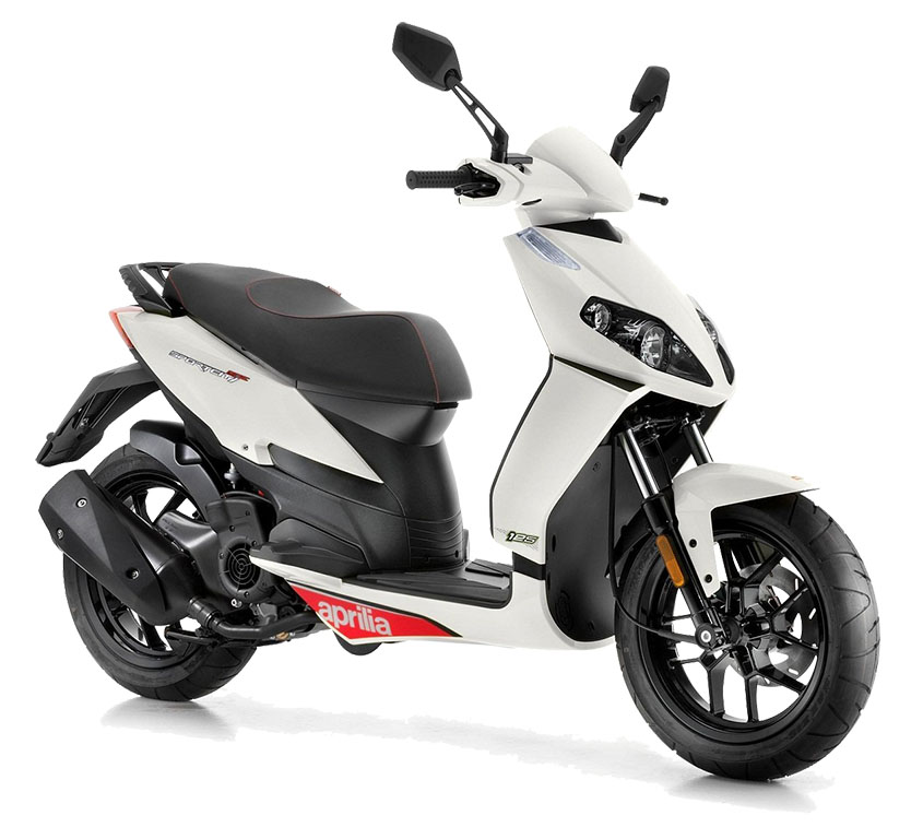 Aprilia Sportcity One 125cc and 50cc